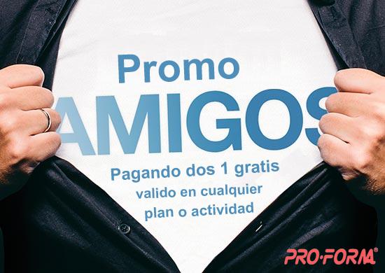 Amigos 2 + 1